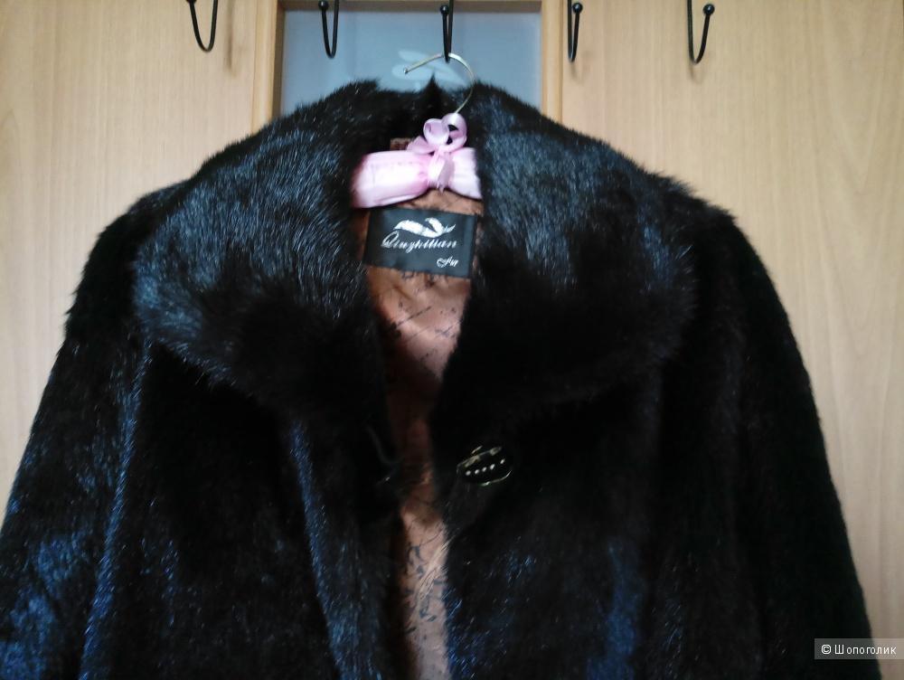 Шуба сурок  Giuzhilian Fur размер  50-52