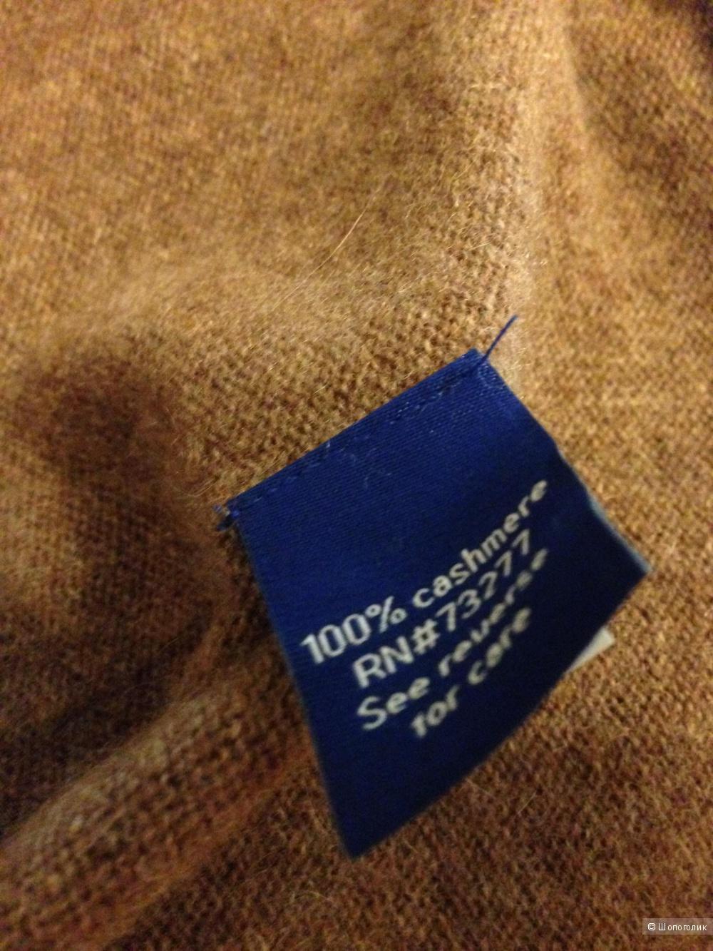 Пуловер-туника на s -m