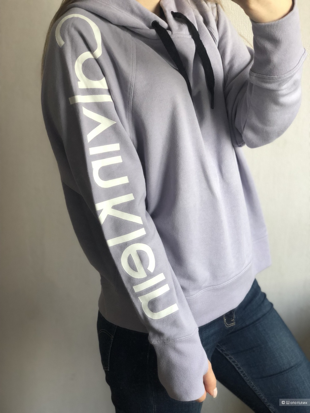 Худи Calvin Klein, S