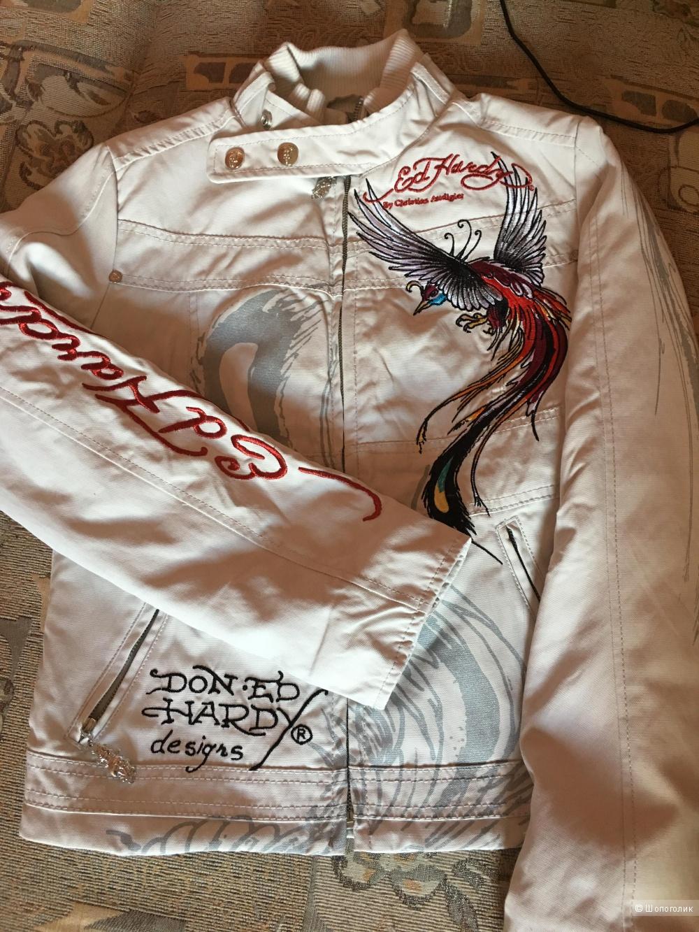 Куртка Ed Hardy 42 размер