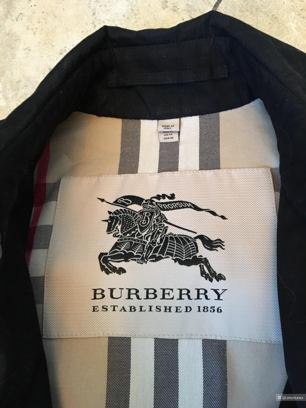 Тренч Burberry, размер UK12