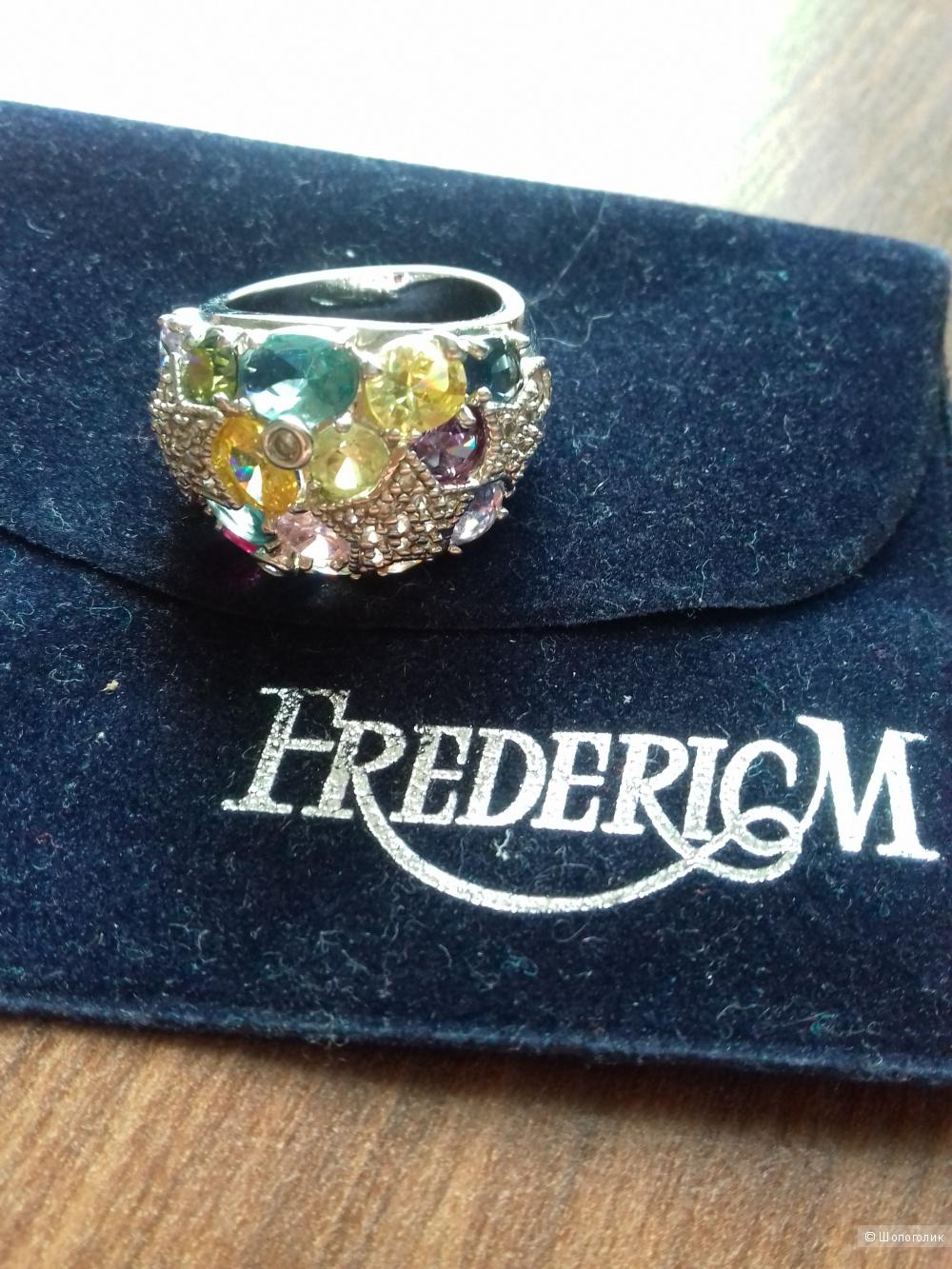Кольцо Фредерик М, размер 17-17,5