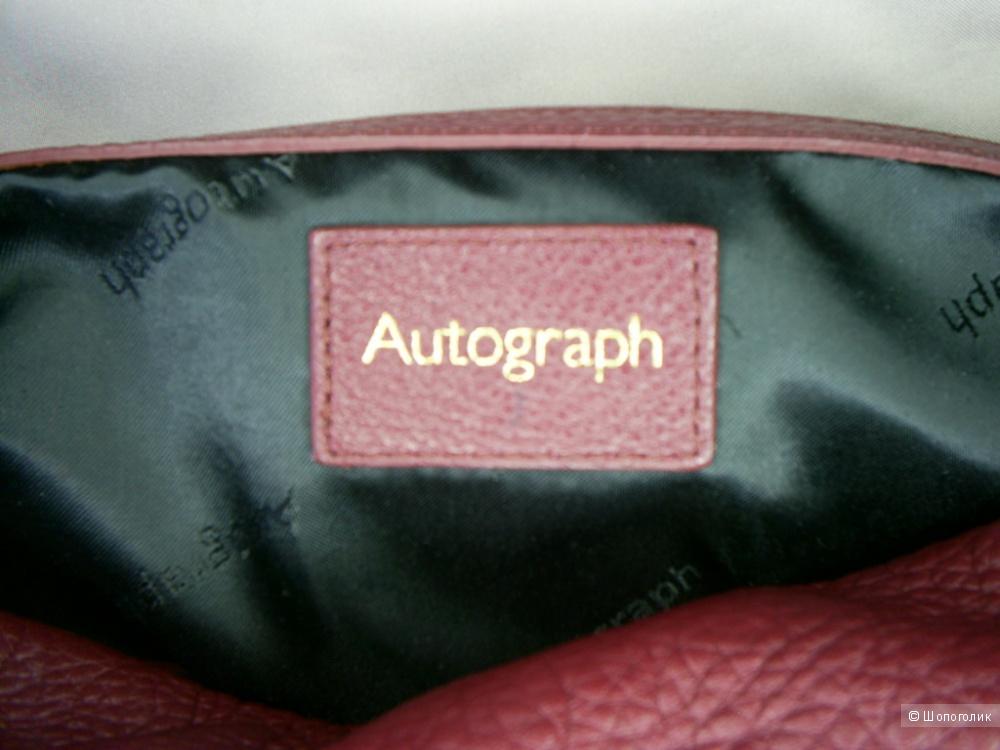 Сумка от Autograph 30-36-12,5 см.