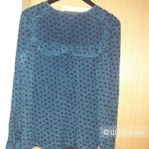 Шелковая блузка Bel air
