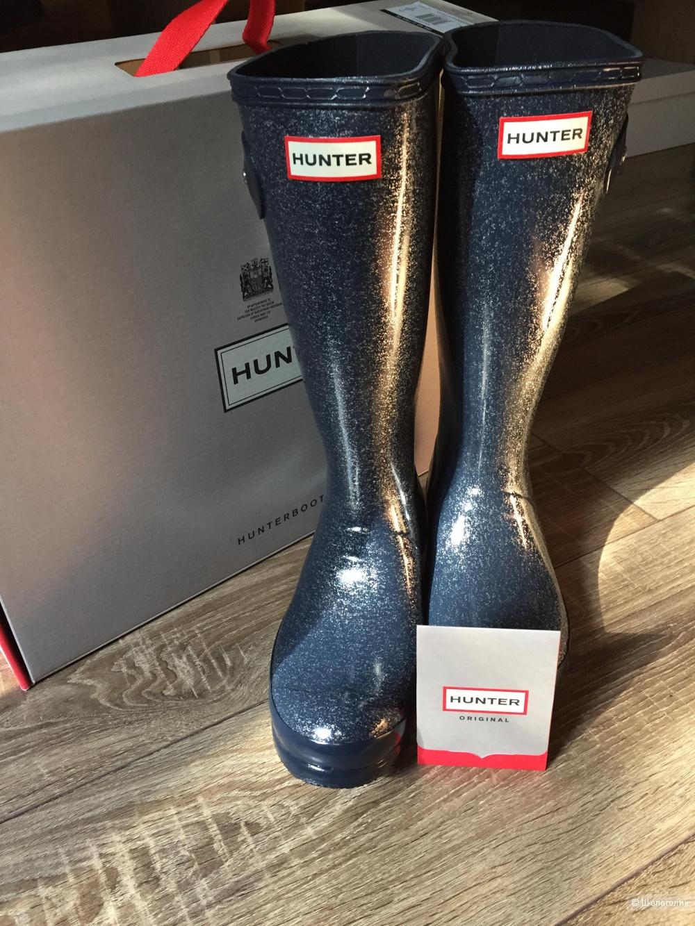 Резиновый сапоги HUNTER, 37 EU