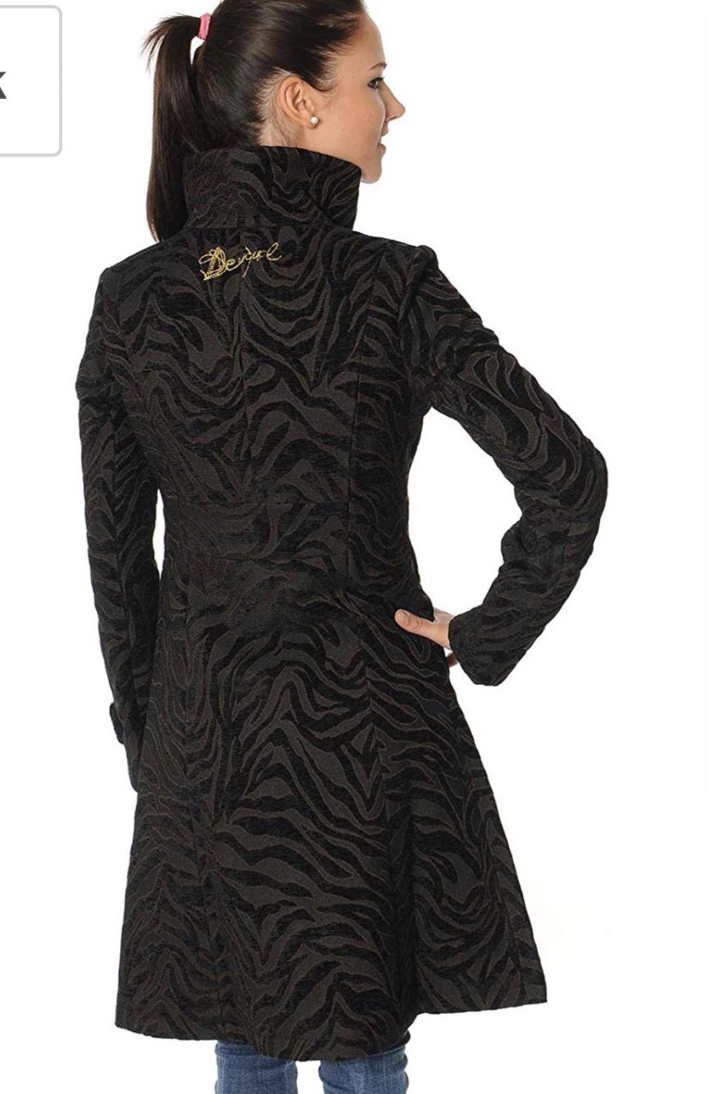 Пальто Desigual, размер S.