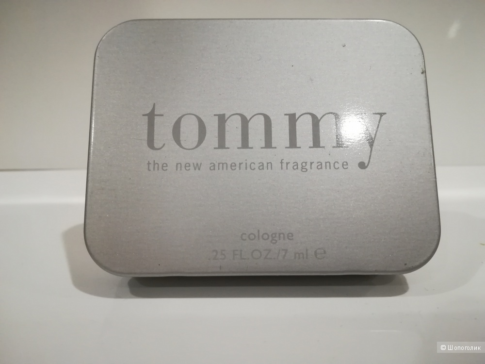 Миниатюра 7 мл - Tommy Tommy Hilfiger Cologne