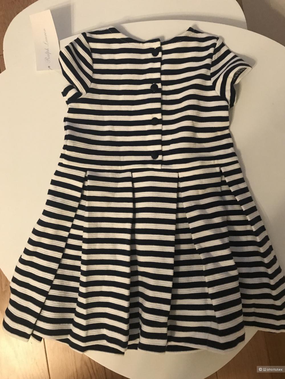 Платье Ralph Lauren 18m