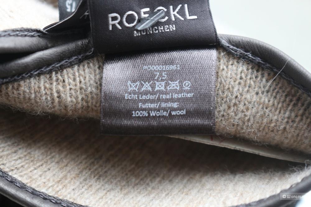 Перчатки женские Roeckl 7,5р