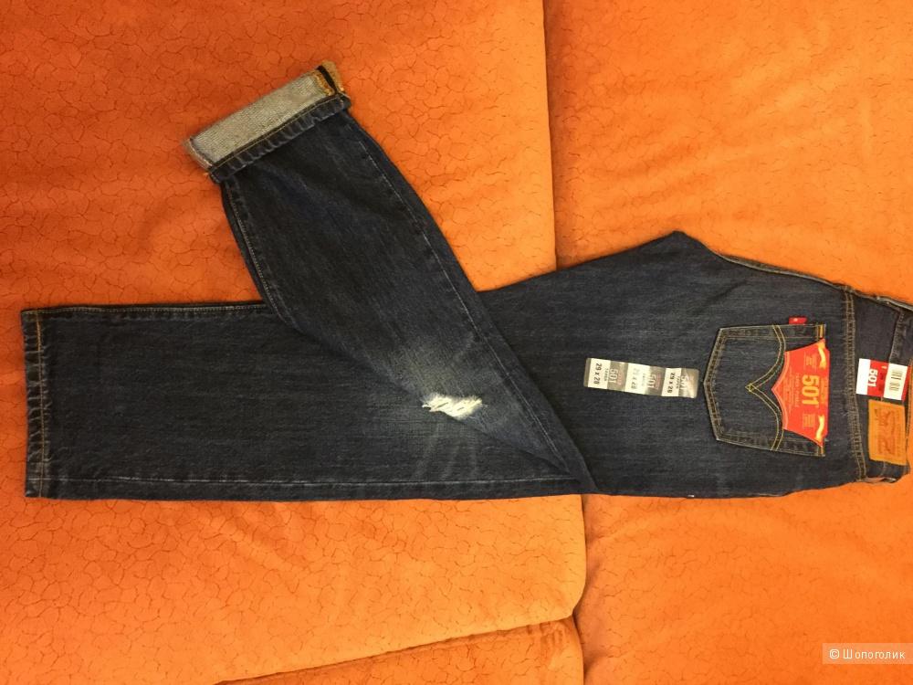 Джинсы Levi's, размер 44-46 (29)