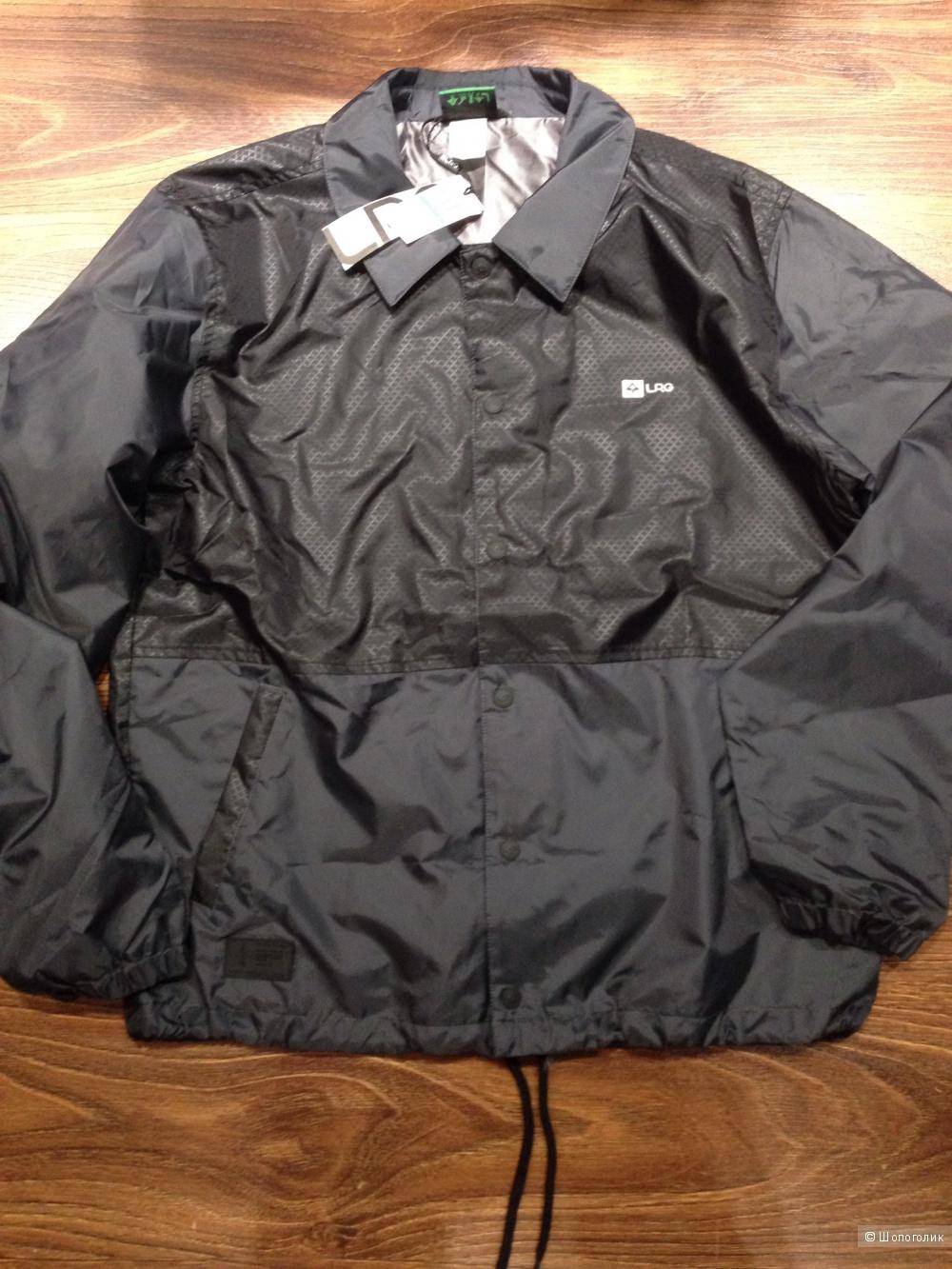 Мужская куртка-ветровка от LRG. р.L