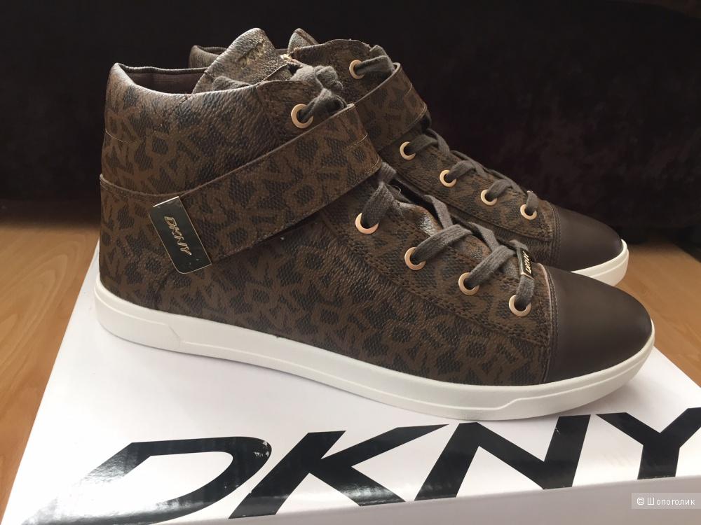 Высокие кроссовки DKNY, р. 40, US 9