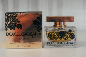 Парфюмерная вода Dolce & Gabbana The one lace edition 50 ml