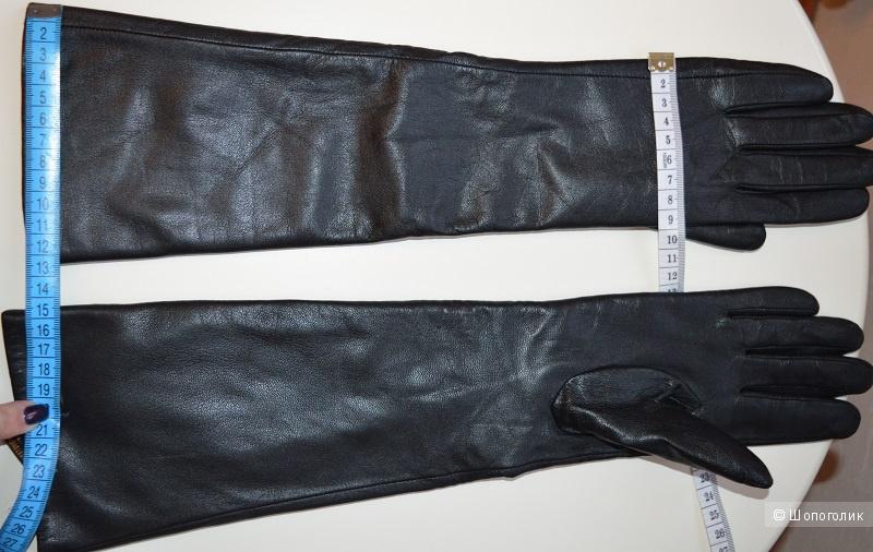 Перчатки  GLOVES , размер 6,5-7