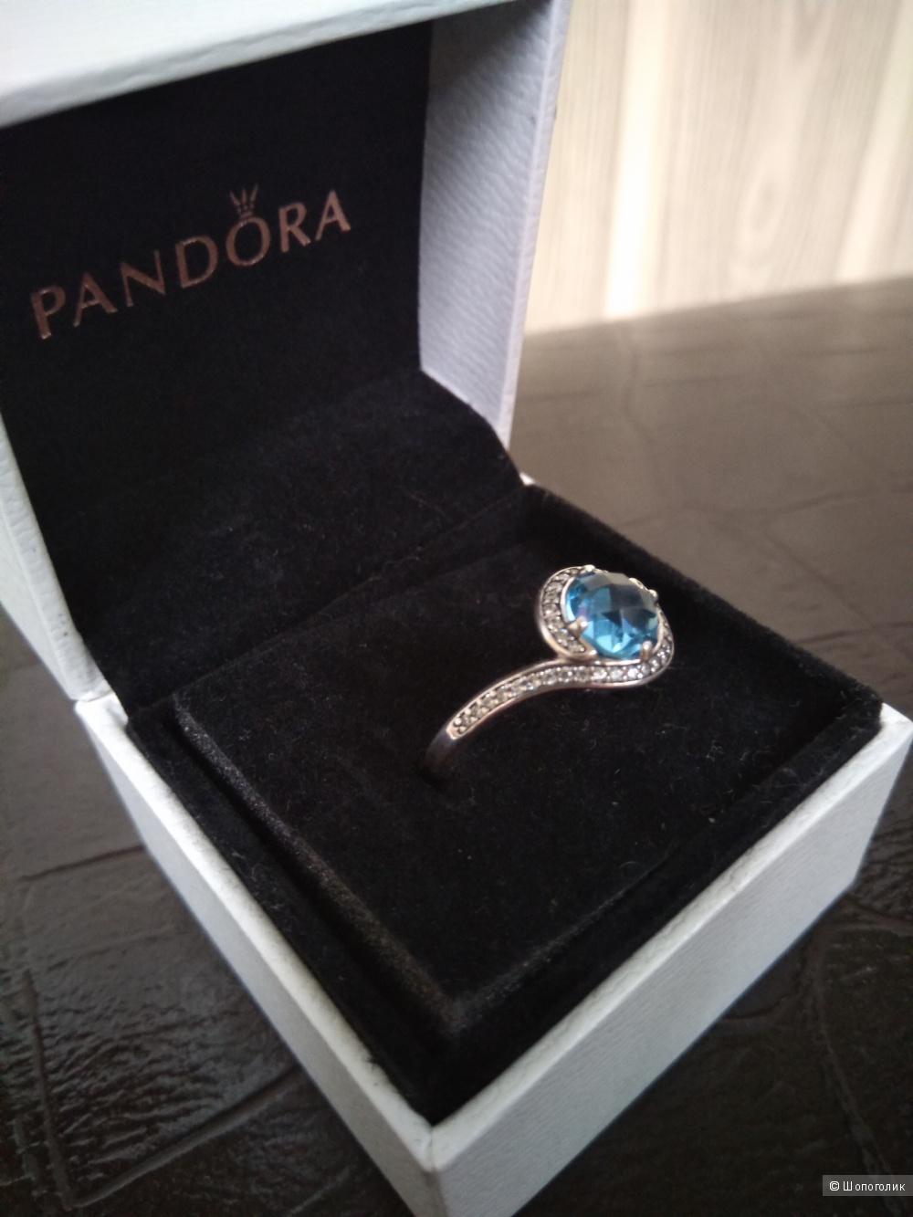 "Кольцо""Pandora"" размер 17,5"