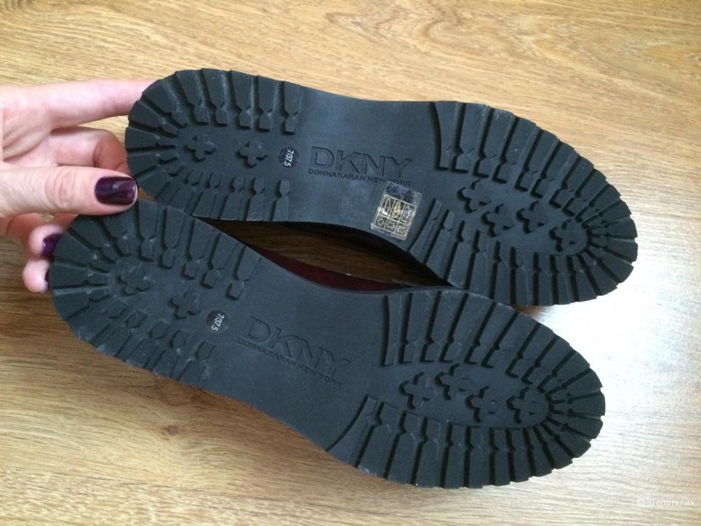 Лоферы DKNY размер 37