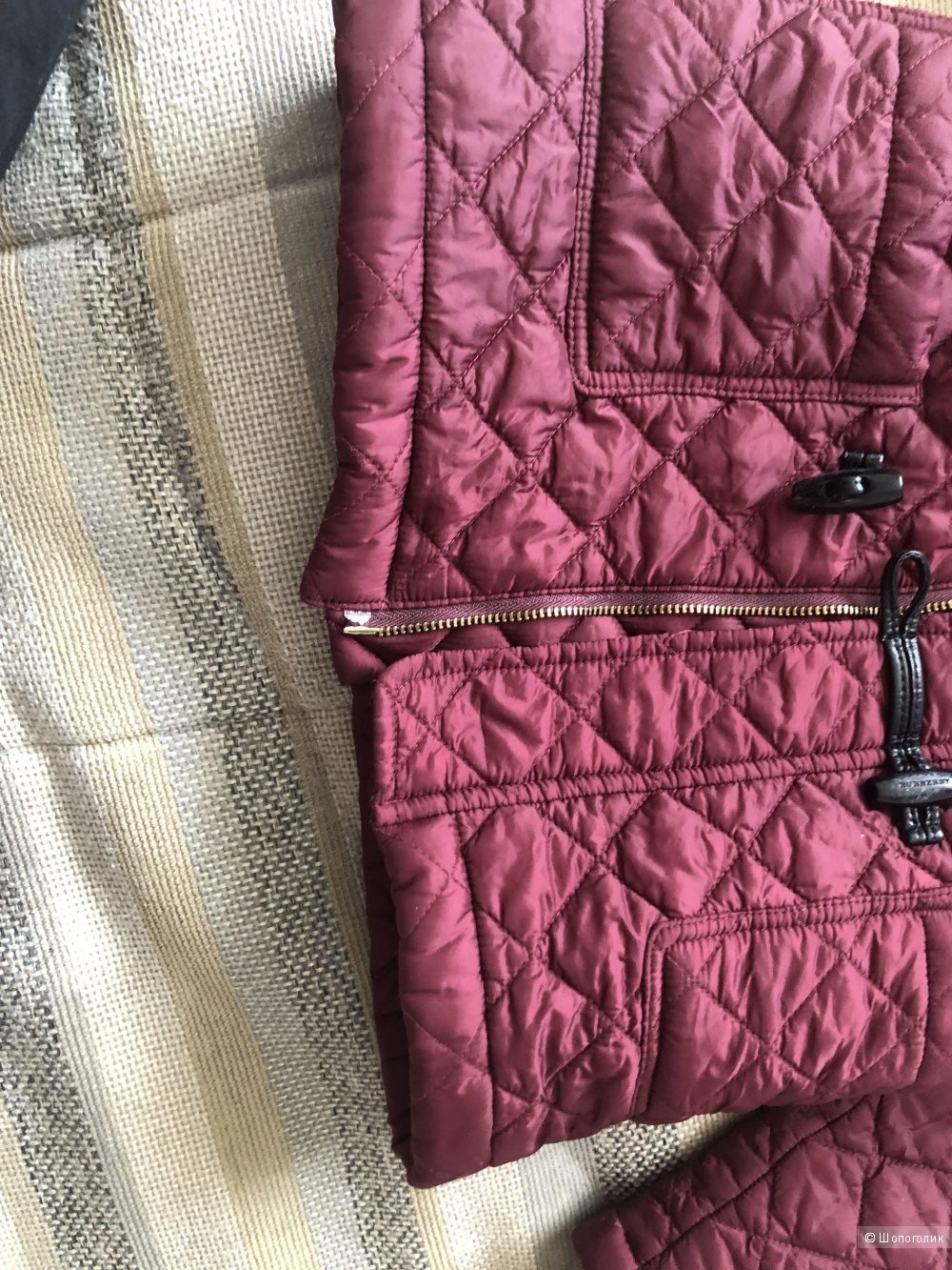 Куртка для девочки Burberry 3 года/98