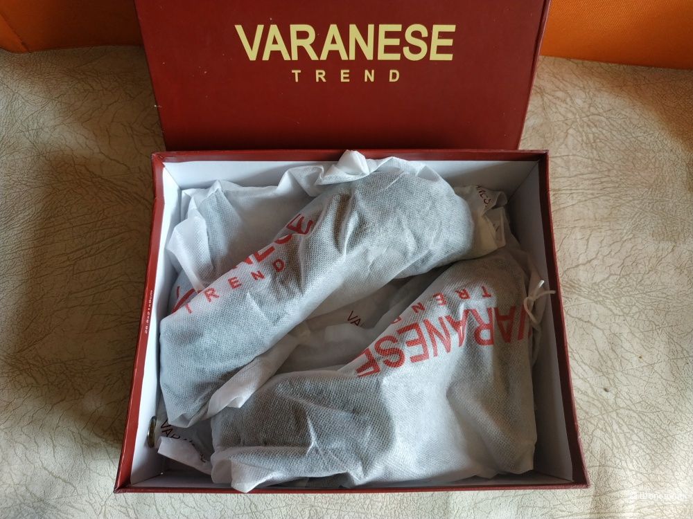 Туфли Varanese, р-р 37