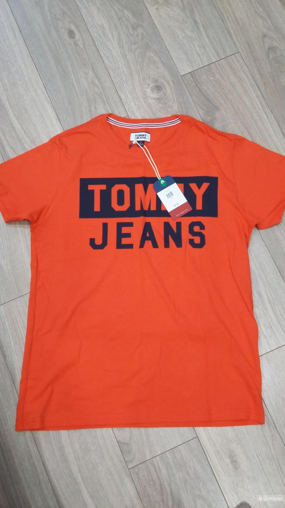 Футболка Tommy Hilfiger, р-48.