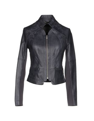 Кожаная куртка Trussardi Jeans размер 46 итал