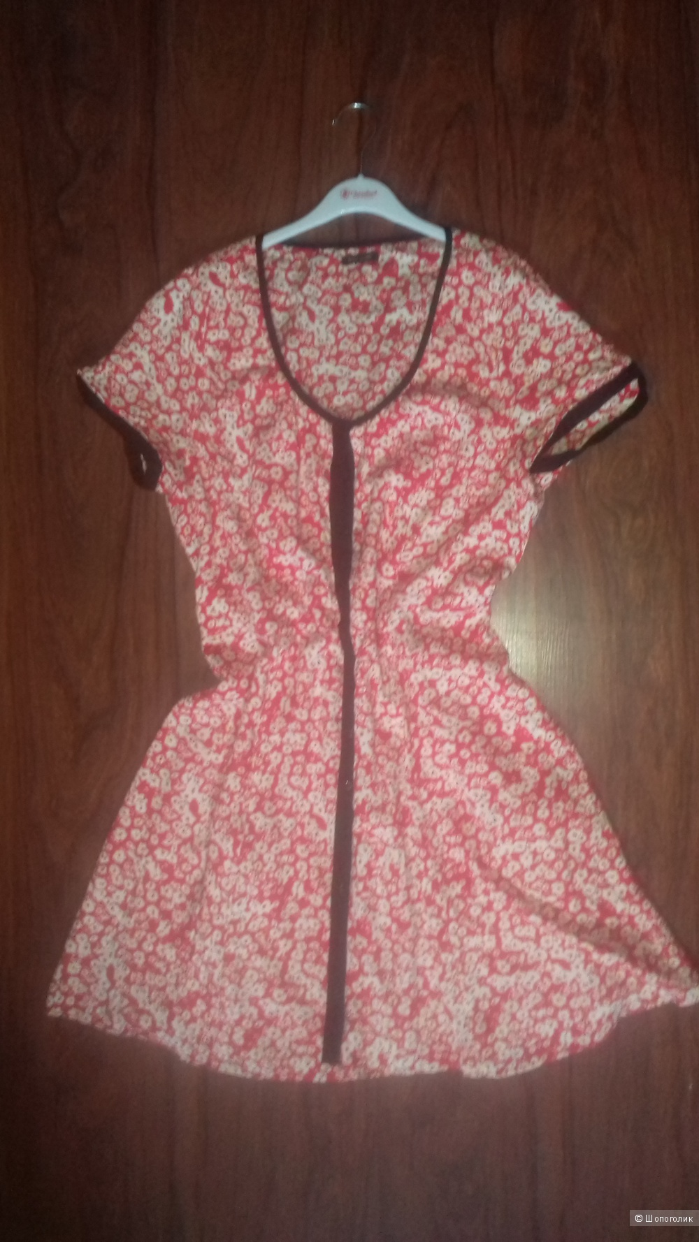 Платье-халат River Island, размер UK 14 (EUR 40)