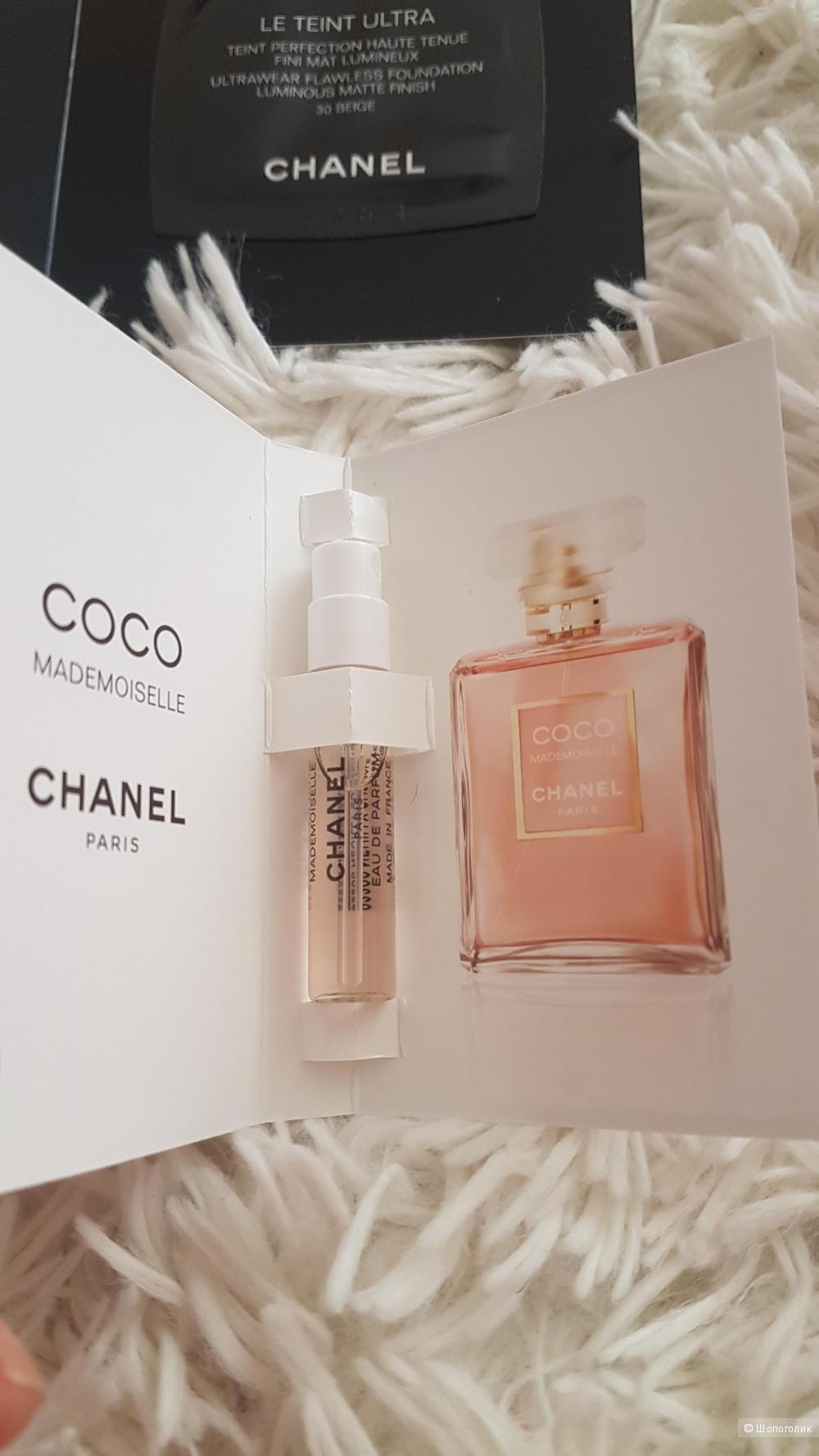 Миниатюры edp ,edt Chanel