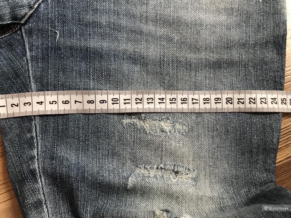 Сет из джинсов Dolce&Gabbana и Louis Vuitton 38it и 36fr