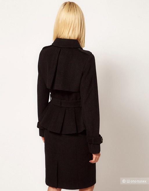 Пальто ASOS размер UK 12 eu 40 рос 46