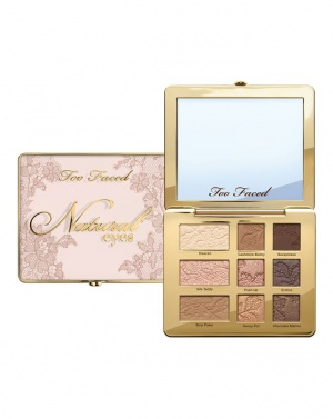 Палетка теней TOO FACED