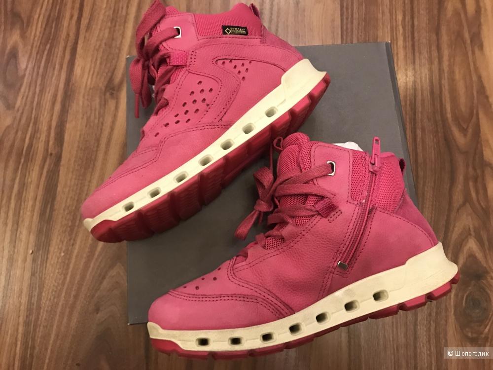 Ботинки (высокие кроссовки) Ecco, размер 31