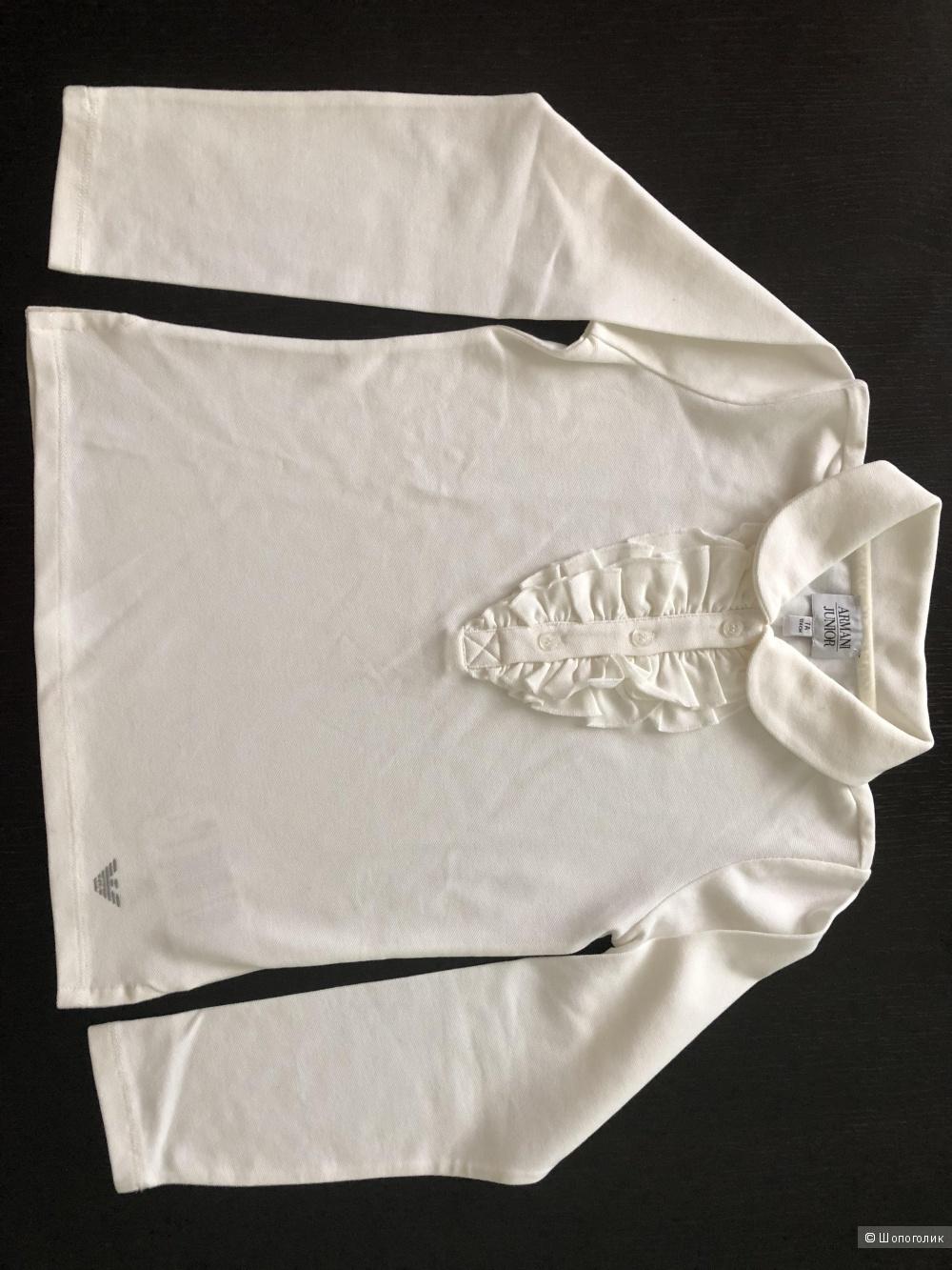 Рубашка Armani Junior, р-р 7А
