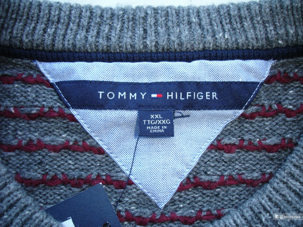 Свитер Tommy Hilfiger, размер XXL / TTG / XXG