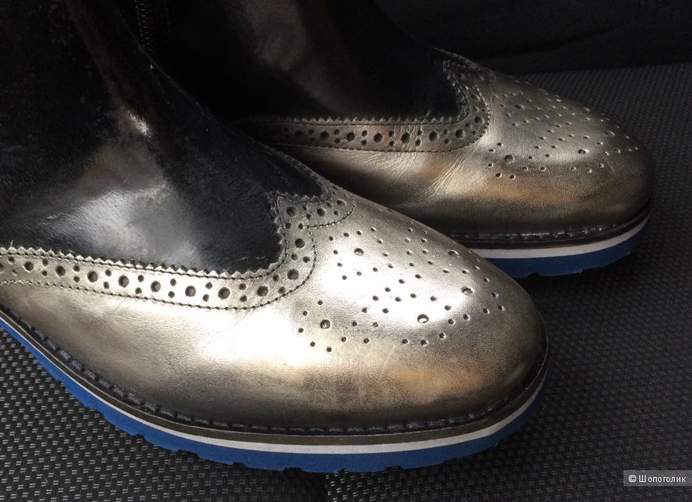 Ботинки Melvin&hamilton размер 38