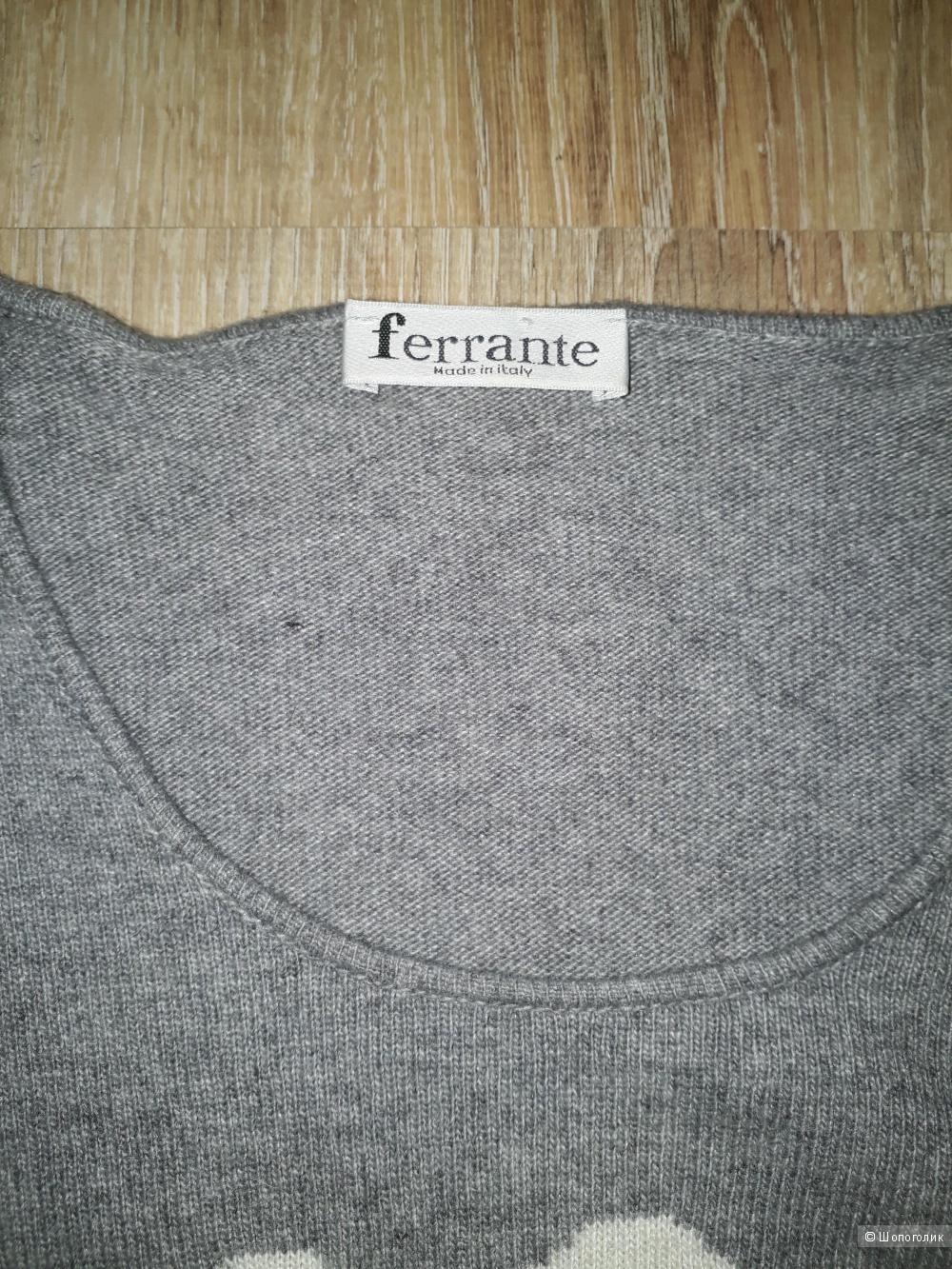 Пуловер ferrante, размер 46-48