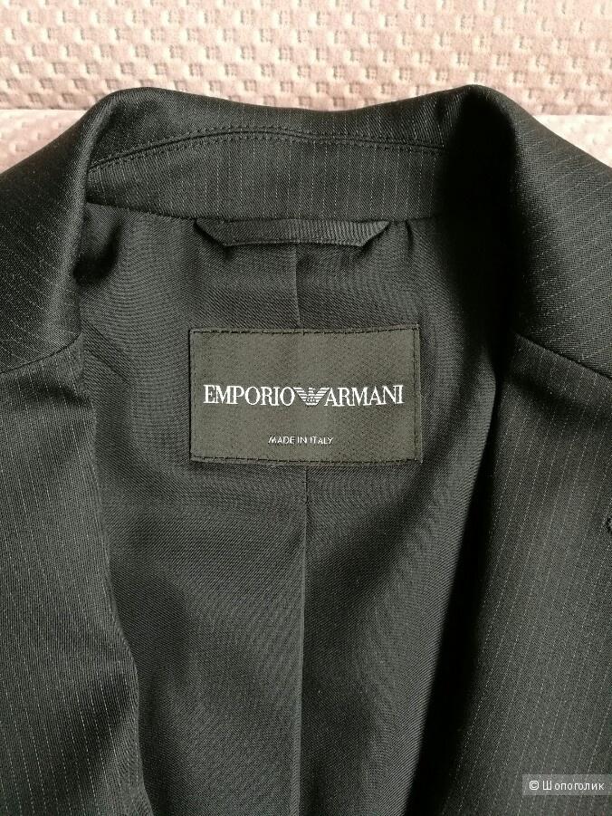 Пиджак EMPORIO ARMANI 40 it размер