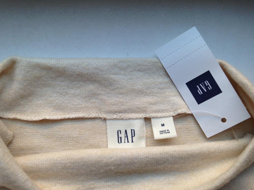 """Джемпер """" Gap """", 48-50 размер."""