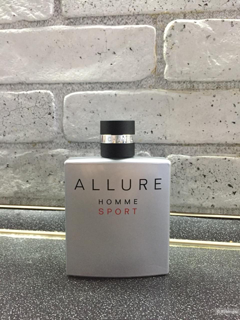 Туалетная вода Chanel Allure Home Sport, 150ml