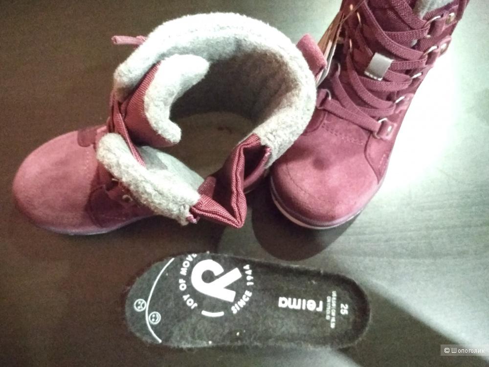 Ботинки Reimatec Freddo размер 25