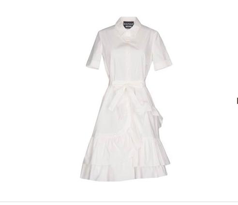 Платье (платье-рубашка) BOUTIQUE MOSCHINO р. 44 (42 IT) большемерит