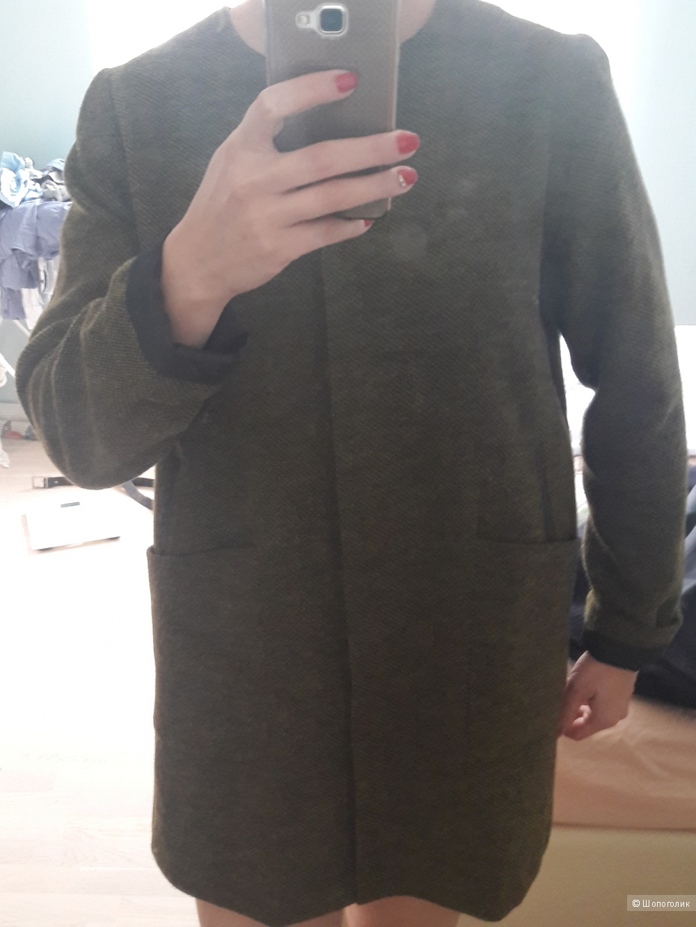 Пальто Elvinе размер 46-48