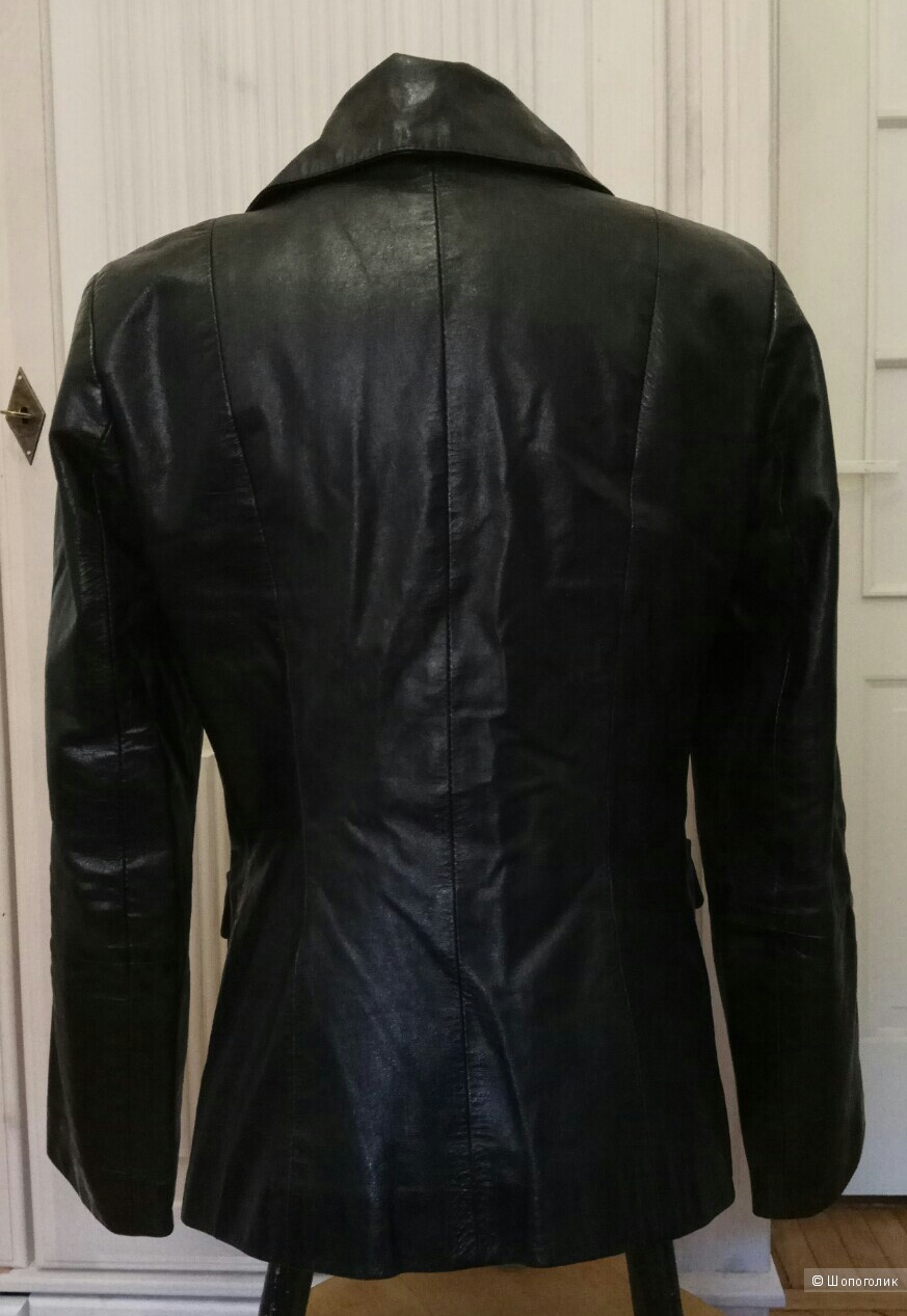Куртка кожаная Sureyya,S,M