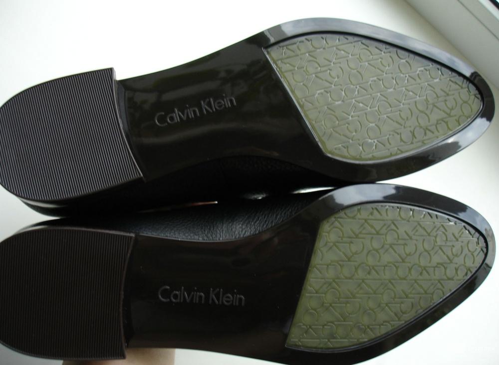 Лоферы Calvin Klein, размер US 7.5 (37-38)
