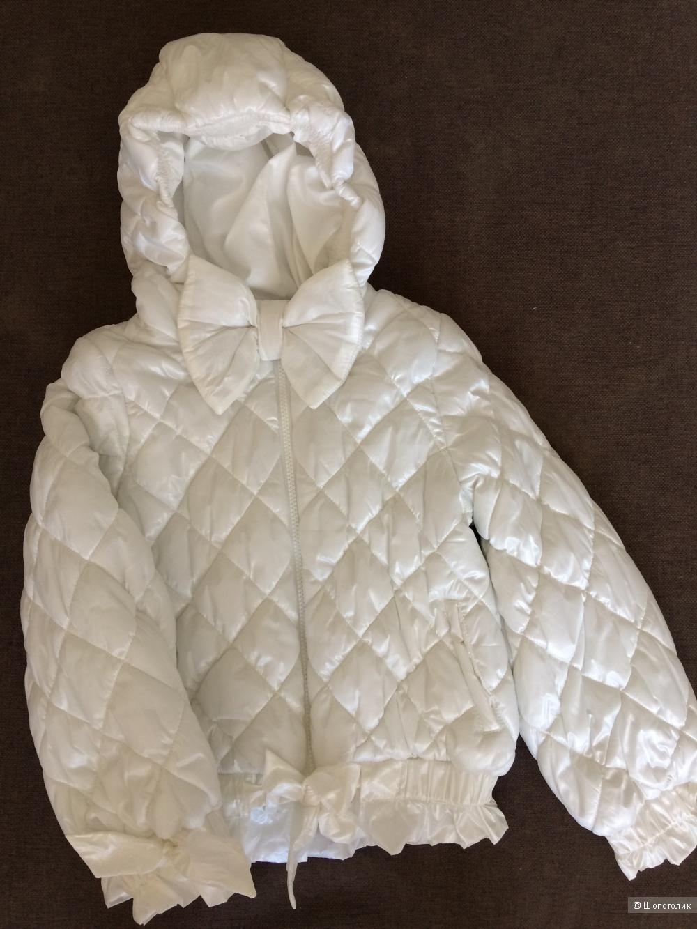 Куртка Monnalisa, р.6 (116см).