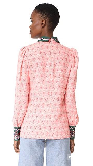 Блузка Vivetta, размер 46