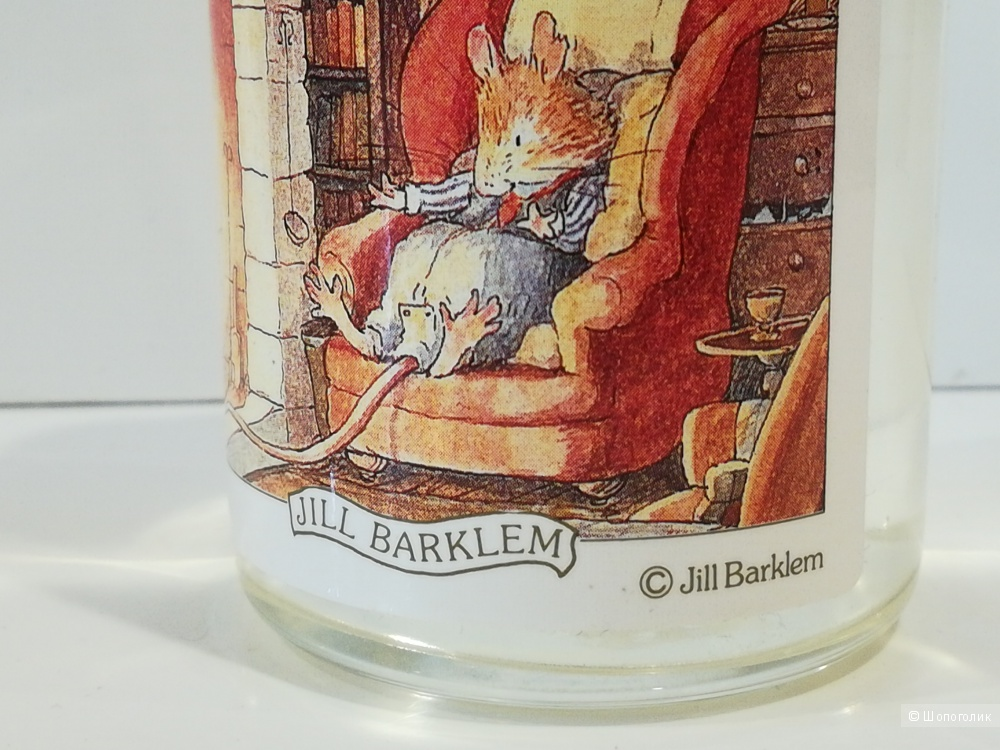 """Флакон аромата 100 мл - """"Зимние истории"""" Jill Barklen NF"""
