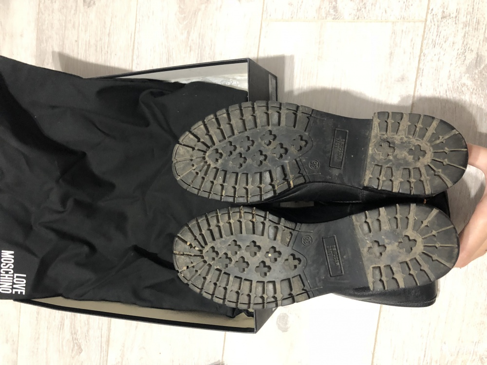 Ботинки Love Moschino размер 38