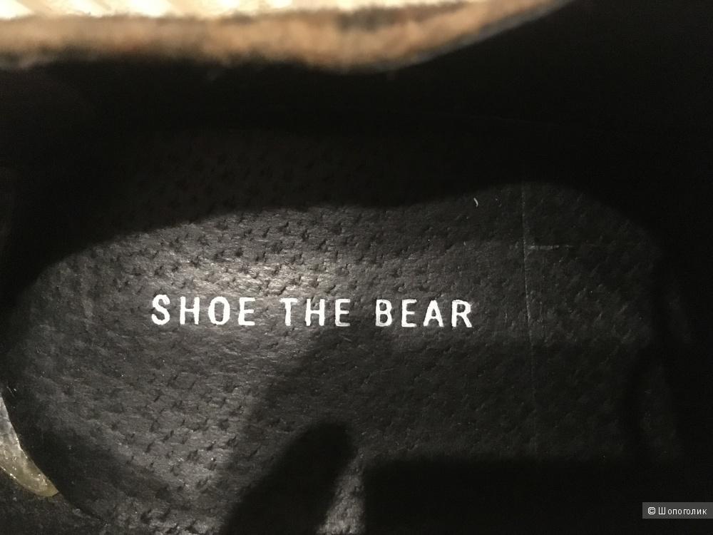 Полуботинки-дерби SHOE THE BEAR, р. 41