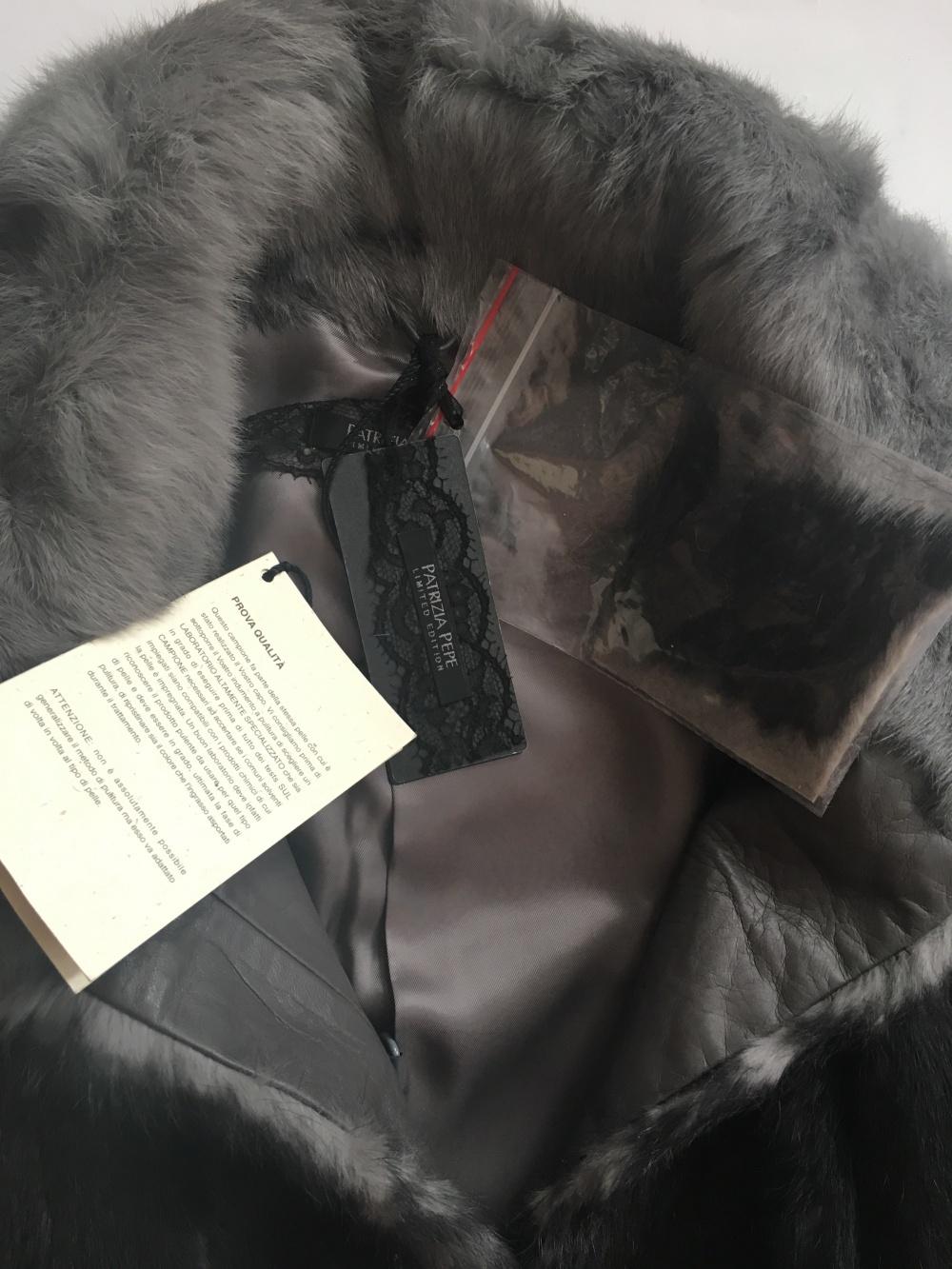 Куртка  Patrizia Pepe, 42 размер