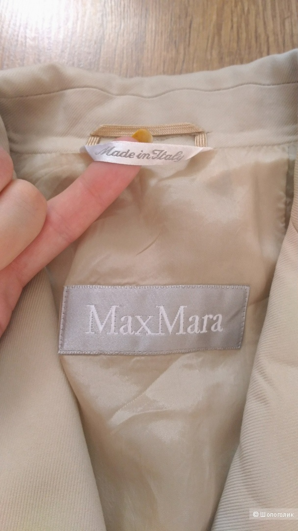 Пиджак. Max Mara. Р-р 44-46