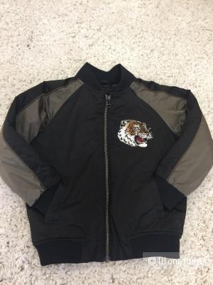 Утеплённая куртка Next, размер 3